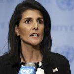 Ambasadoarea lui Trump la ONU spune că alungarea lui Assad este o prioritate pentru SUA