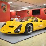 Kreisel electrifică Porsche 910