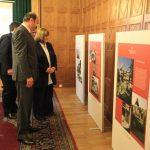 """Palatul princiar din Cetatea Oradea va gazdui pana la sfarsit de luna, va avea loc expoziţia """"Arhitectură și Regalitate"""""""