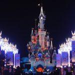 Spectacol impresionant, cu o reprezentație unică, miercuri, la aniversarea unui sfert de secol al parcului Disney din Paris