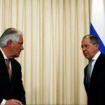 """Rusia/SUA: Lavrov îi dă lecții lui Rex Tillerson, """"novice"""" în diplomație"""