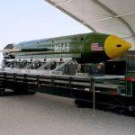 Atacul american cu cea mai puternică BOMBĂ non-nucleară din Afganistan: Peste 30 de militanţi ai reţelei teroriste Stat Islamic, ucişi/ O reţea de tuneluri şi peşteri subterane, distrusă