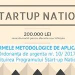 Start-Up Nation: Ghidul Solicitantului va fi publicat imediat după Paște