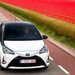 Toyota Yaris primește mai multe decât un Facelift