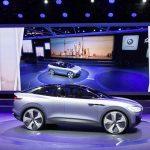 Ca să spele rușinea DIESELGATE, Volkswagen lanseaza un SUV electric in 2020, conceptul Volkswagen I.D. CROZZ