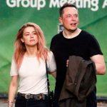 Amber Heard și-a confirmat relația cu miliardarul Elon Musk