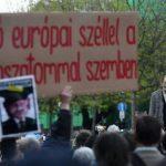 Protest la Budapesta împotriva creșterii influenței Rusiei în Ungaria