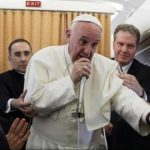 "Papa Francisc nu știe ""de unde vine"" Emmanuel Macron"