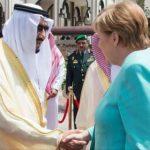 Angela Merkel a refuzat să poarte văl la întâlnirea cu regele Salman al Arabiei Saudite