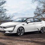Honda Clarity Fuel Cell nu vine în Europa