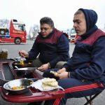 Dumpingul social, o noua forma de sclavagism modern pentru șoferii români angajați în Belgia