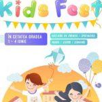 Kids fest Oradea, ediția I –patru zile de sarbatoare pentru copii la Cetatea Oradea