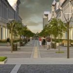 Incep lucrarile, strada Vasile Alecsandri va fi restrictionata pe partea dreapta