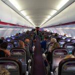 INTERZIS cu laptop-urile în avion. Măsura se aplică tuturor pasagerilor care zboară din EUROPA în Statele Unite