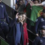 Salvador Sobral, câștigătorul Eurovision 2017, a fost primit ca un erou național în Portugalia