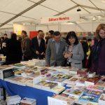 Peste 17.000 de oameni au vizitatat Targul de Carte Gaudeamus Oradea