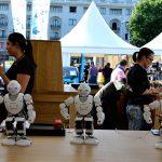 Armata de robotei, Toyota Hybrid, trotineta electrica si cel mai puternic laptop de gaming din lume, la Bucharest Technology Week