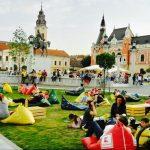 Street Food Festival, la Oradea, un expierment cu mâncare de restaurant în stradă