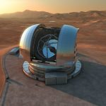 Începe construcția celui mai mare telescop optic