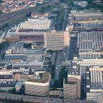 Razii în mai multe locații Daimler