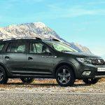 Dacia Logan MCV în haine de off-road