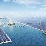China a conectat la rețea cea mai mare centrală fotovoltaică plutitoare din lume