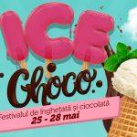 Sute de kilograme de ciocolată și înghețată realizate din îngrediente naturale, la Ice Choco 2017