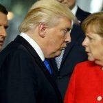 """""""Germanii sunt foarte rai"""", le-a spus Trump lui Juncker si Tusk la Bruxelles, dezvaluie Der Spiegel"""