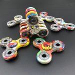 O jucărie interzisă în școli, spinner