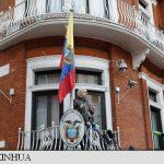 """Ecuador: """"Hackerul"""" Julian Assange poate rămâne la ambasada la Londra"""