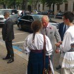 Prințul Charles a primit titlul de Doctor Honoris Causa al UBB
