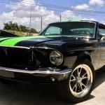 Mustang electric cu 280 km/h