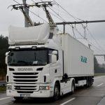 Camioanele viitorului vor fi alimentate aerian