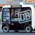Un autobuz fără șofer