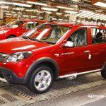 Logan, Duster și Sandero, în top 25 al celor mai bine vândute mașini în Rusia