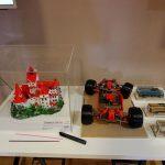 Un braţ robotic şi o replică a castelului Bran, printre atracţiile primei expoziţii dedicate tehnologiei de imprimare 3D din România