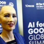 Inteligența Artificială: întâlnire cu un robot