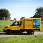 Deutsche Post și Ford dezvoltă un nou vehicul electric