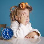 Pentru un somn mai bun, învățați-vă copiii obiceiuri bune