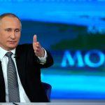Putin anunță sfârșitul crizei financiare