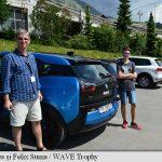 Doi români din Timișoara participă la cel mai mare raliu din lume al autovehiculelor electrice