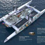 În jurul lumii într-un vas electric (2)