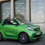 Smart E-drive Cabrio