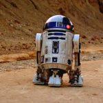 O versiune a robotului R2-D2 din Star Wars, vândută la o licitație cu 2,75 milioane de dolari