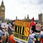 Mii de persoane au defilat la Londra împotriva guvernului May