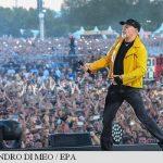 O legendă a rockului din Italia pretinde că la un concert al său s-au vândut cele mai multe bilete