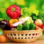 Mai multe fructe si legume pe zi și puteți trăi cu 12 ani mai mult