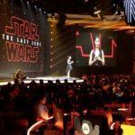 """Disney a prezentat un videoclip de 3 minute din culisele realizării """"Star Wars: The Last Jedi"""""""