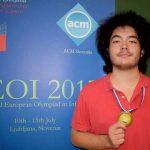 Mândrie bihoreană, un tânăr beiușean, româno-japonez, a câștigat medalia de aur la Olimpiada de Informatică a Europei Centrale