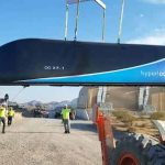 Hyperloop One încheie cu succes primul său test